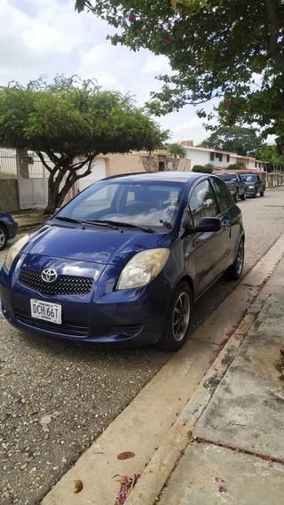Toyota Yaris 3 Puertas Automático