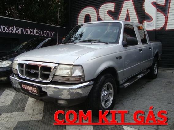 Ford Ranger 4.0 Xlt 4x4 Cd V6 12v Gasolina 4p Manual