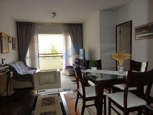 Imagem 1 de 15 de Ótimo Apartamento 3 Dorm, 2 Vagas 95m² Ao Lado Do Metrô Chácara Klabin - Tw13153
