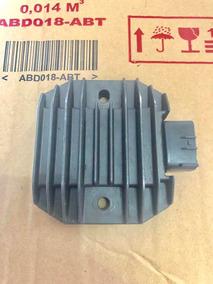 Retificador Regulador Voltagem Yamaha Fazer 250 11/16 Orig