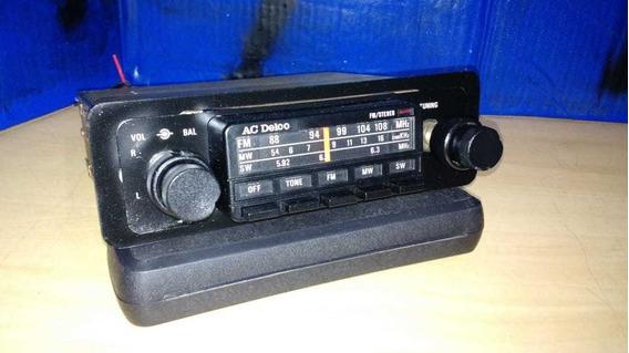 Rádio Motoradio Ac Delco -gm- ( Leia O Anúncio )