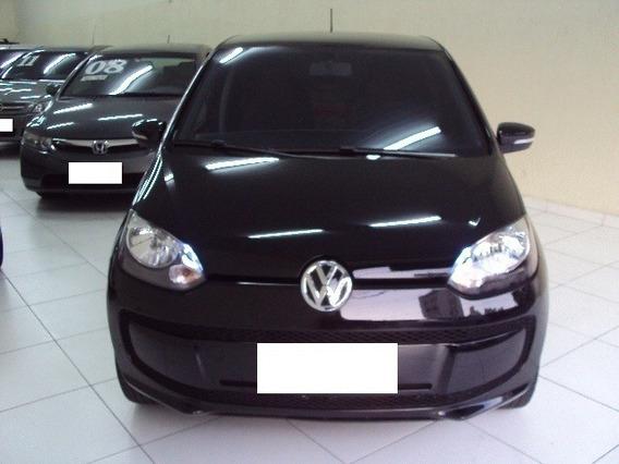 Volkswagen Up 1.0 Mpi Move Up Preto 12v Flex 4p Aut.