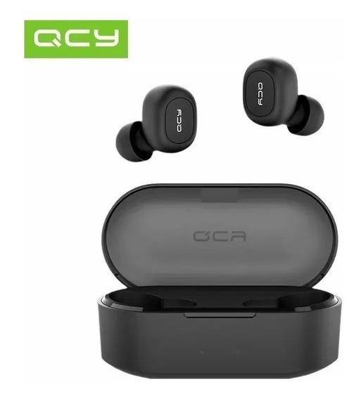 Fone Bluetooth 5.0 Novo Qcy T1 Qs2 Pronta Entrega Lacrado