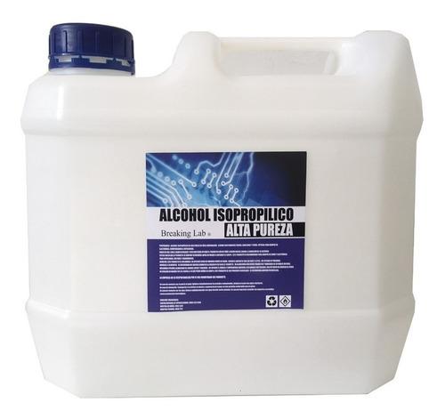 Alcohol Isopropilico X 5 Litros (5000cc) Alta Pureza