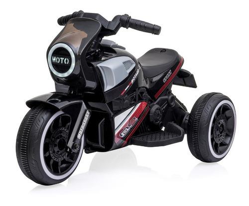 Moto Triciclo Negra