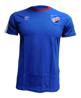 Camiseta Remera Umbro Nacional 2018 Entrenamiento Adulto A