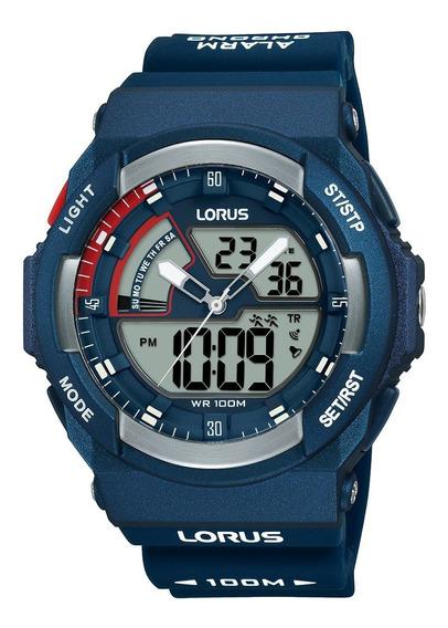 Reloj Lorus Sports R2325mx9 Caballero