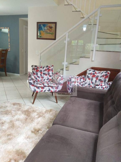 Casa Com 4 Quartos À Venda, 140 M² Por R$ 575.000,00 - Vargem Pequena - Rio De Janeiro/rj - Ca0049