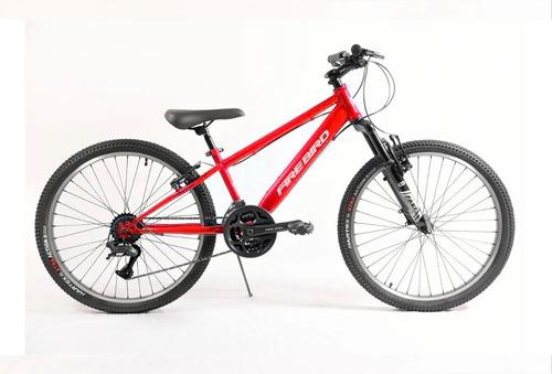 Imagen 1 de 3 de Bicicleta Mtb  Fire Bird Ltwoo 21 Vel Rodado 24 Ahora 12 18