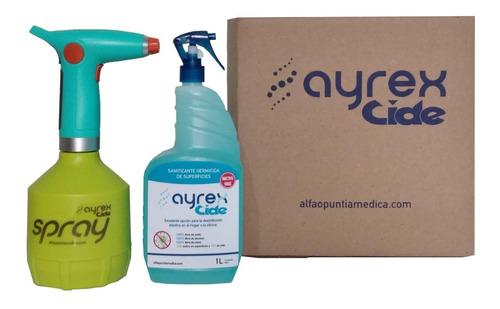 Sanitizante Incl 1 Pulverizadores Y 1 Sanitizantes De 1l