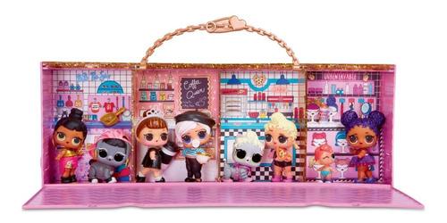 Imagen 1 de 4 de L.o.l. Surprise Pop-up Store Incluye Coleccionador Y Muñeca