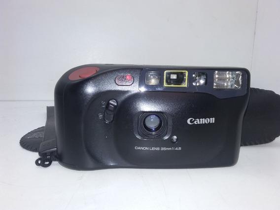 Câmera Fotografica Antiga Canon Sure Shoy Joy ( Antiga )