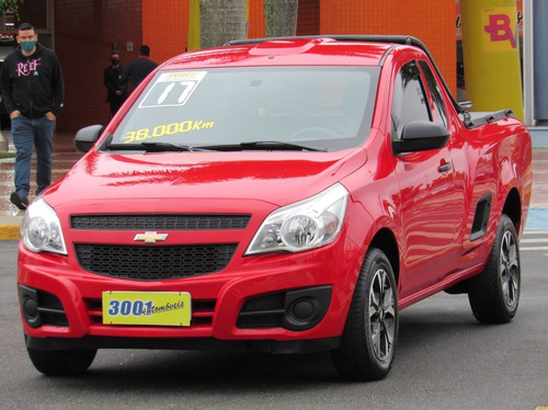 Imagem 1 de 15 de Chevrolet Montana 1.4 Mpfi Ls Cs 8v