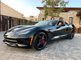 Chevrolet Corvette 6.2 Convertible Stingray V8/ Man At 2014