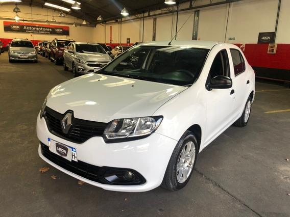 Renault Nuevo Logan Authentique Plus 2018