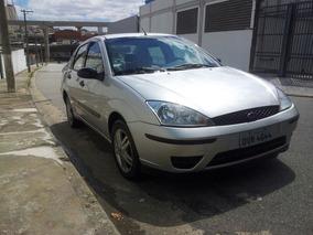 Focus Sedan Automatico Completo + Couro