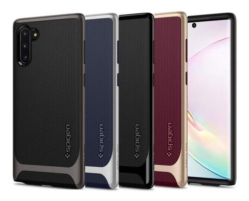 Imagem 1 de 7 de Capa Galaxy Note 10 Spigen Neo Hybrid Original