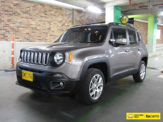 Jeep Renegade At Longitude 2400