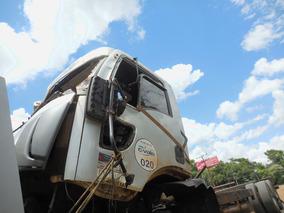 Sucata Ford Cargo 2429 2013 Para Venda De Peças Usadas