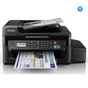 Impressora Multifuncional Ecotank L575 Bivolt Epson 22956