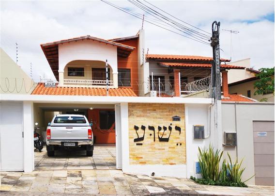Casa Em José De Alencar, Fortaleza/ce De 180m² 4 Quartos À Venda Por R$ 500.000,00 - Ca269596