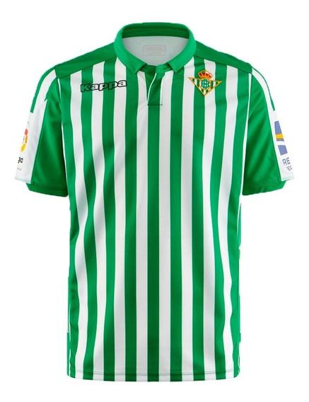 Camisa Do Real Betis Msaculina Oficial - Melhor Oferta