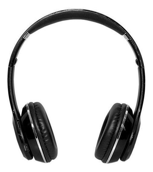 Fone De Ouvido Mo-f899 Bluetooth, Fm, Sd, Usb, Mp3 - Preto