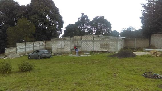 Venta De Terreno En Carretera Xochimilco-oaxtepec, San Felipe Neri, Morelos