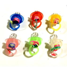 Dia Das Criança Kit 20 Un Brinquedos Apitos Mod- Chupeta