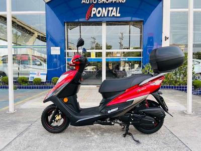 Suzuki Haojue Lindy 125cc Ano 2019 Otima Para Ir Trabalhar