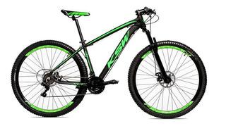 Bicicleta Alum 29 Ksw Cambios Gta 27 Vel Freio Disco Hidrául
