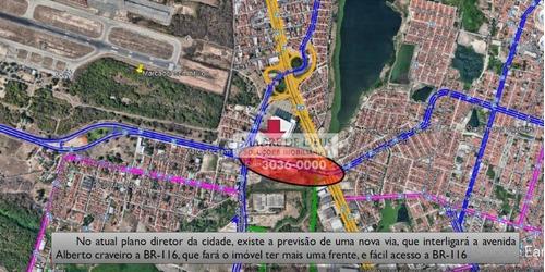 Imóvel Comercial Na Alberto Craveiro - Pr0022