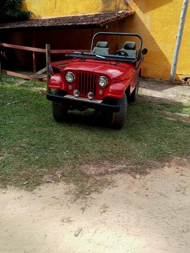 Jeep William 6 Cilindros