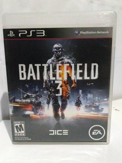 Jogo Battlefield 3 Midia Fisica Ps3 R$40