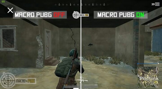 Macro Para Pubg Lite/knives Out/rules Of Survival/pubg