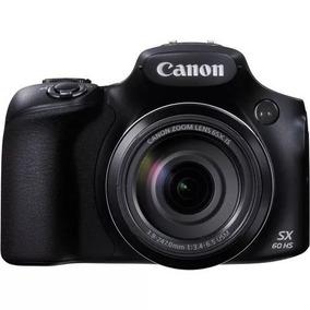 Máquina Fotográfica Sx60 Hs C/ N.f. Elet.