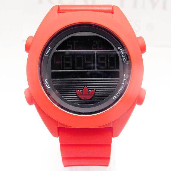 Y Adidas Rojo Relojes Libre Mercado México Reloj En Negro A3RjL54q