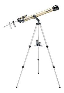 Telescopio Tasco 660x60 Luminova Series 60mm Refractor