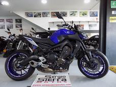 Yamaha Mt09 Azul 2017
