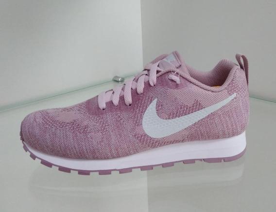 Tenis Feminino Nike Md Runner 219 Rosa Frete Grátis 12x S/j
