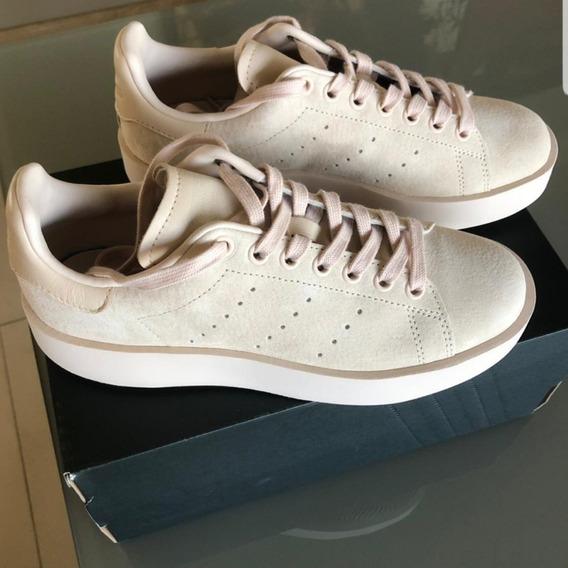 Tênis adidas Stan Smith Bold Light Pink Edição Limitada T.36