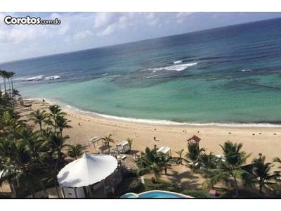 Marbella Juan Dolio Apto 150m2 3hab 3b 1era Linea De Playa
