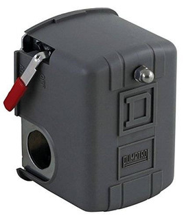 Square D Fsg2j21m4cp 30/50 Psi Interruptor De Presión Estánd
