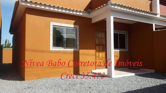 Casa Em Unamar Cabo Frio Linda Casa No Centro De Unamar Cabo Frio Região Dos Lagos - Vcac 127 - 32395436