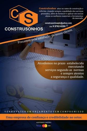 Imagem 1 de 1 de Reforma E Construções