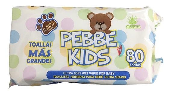 Caja De Toallitas Húmedas Para Bebé 12 Pack Con Aloe Vera