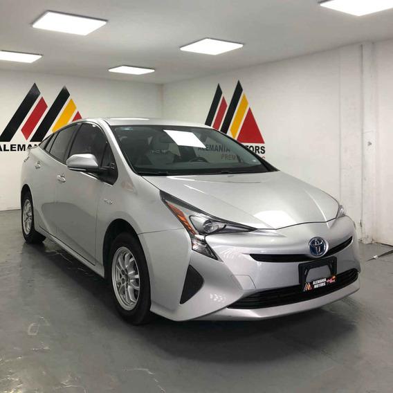 Toyota Prius 5p Premium Sr Hibrido L4/1.8 Aut 2017