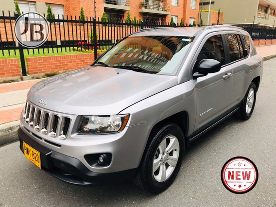 Jeep Compass At Awd Impecable