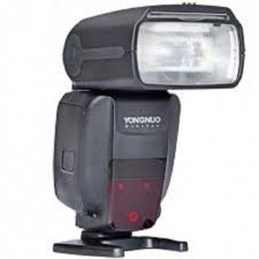 Flash Yong Nuo Yn600ex-rt Ii Para Canon