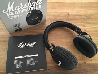 Auriculares Marshall Monitor Bluetooth - Over Ear